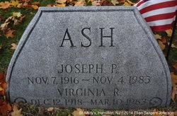 Virginia R. <i>Buckley</i> Ash