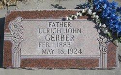 John Ulrich Gerber