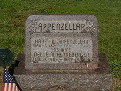 Harry W Appenzellar