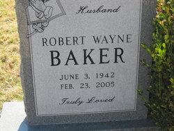 Robert Wayne Baker