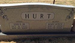 Mary Joyce <i>Hotchkiss</i> Hurt