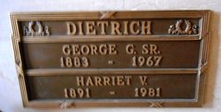 Harriet Viola <i>Buchman</i> Dietrich