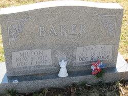 Opal M Baker