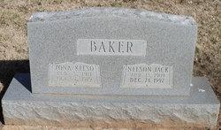 Nelson Jack Baker
