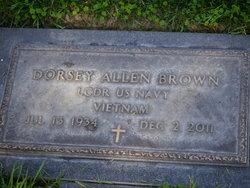 Dorsey Allen Brown