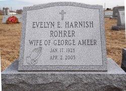 Evelyn E. Rohrer <i>Harnish</i> Ameer