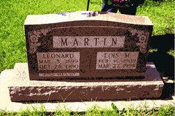 Leonard Martin