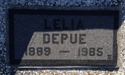 Lelia <i>Givens</i> Depue