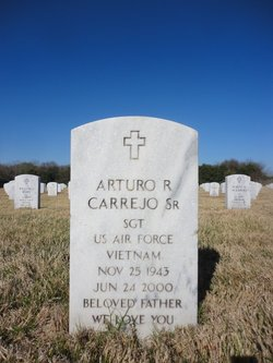 Arturo R Carrejo, Sr