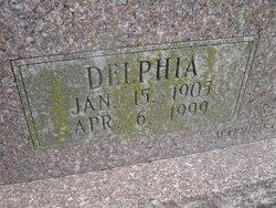 Delphia Armstrong