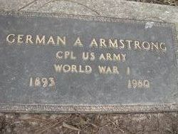 German Albert Armstrong
