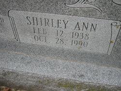 Shirley Ann <i>Durham</i> Mauck