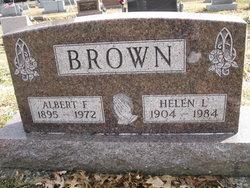 Helen L <i>Auck</i> Brown