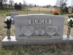 Shirley Ann <i>Mayo</i> Burger