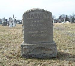 Isabel F. <i>Lewis</i> Harvey