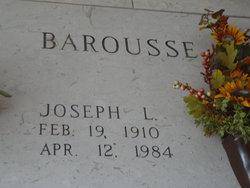 Joseph L. Barousse