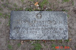 Pvt Glenn Oliver Hufford, Jr
