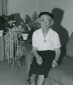 Ellen Jane B. Nellie Graham