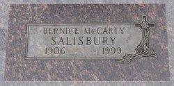 Bernice McCarty Salisbury