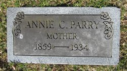 Annie C. <i>Armstrong</i> Parry