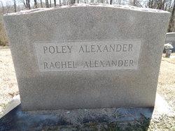 Rachel <i>Disney</i> Alexander