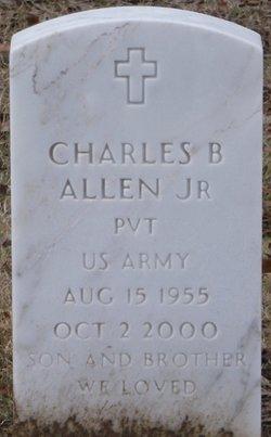 Charles B Allen, Jr