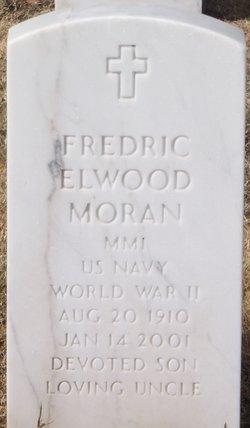 Fredric Elwood Moran