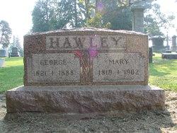Mary <i>Davis</i> Hawley