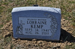 Lorraine <i>Meriwether</i> Kemp