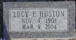 Lucy F. Huston