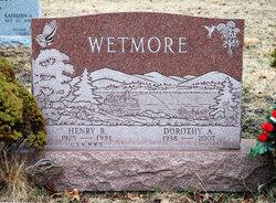 Dorothy A <i>Hoffer</i> Wetmore