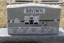 Edith Louise <i>Miller</i> Brown
