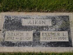 Bruce F Aikin
