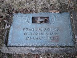 Frank Cruse, Sr