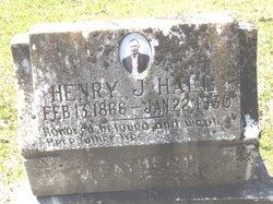 Henry J. Hall