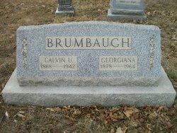 Georgiana <i>Griffin</i> Brumbaugh