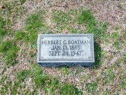 Herbert Cleveland Boatman