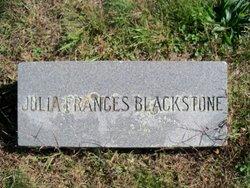 Julia Frances <i>Squire</i> Blackstone