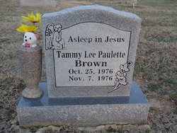 Tammy Lee Paulette Brown