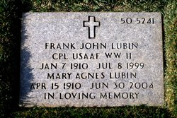 Frank John Lubin