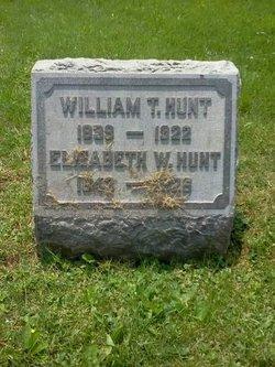 Pvt William T. Bill Hunt