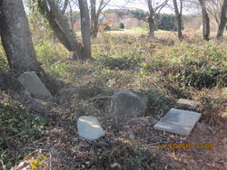 Almony-Ayres Family Cemetery
