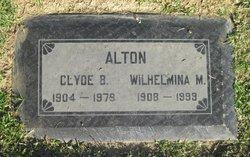 Clyde B. Alton
