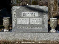 Olive <i>Wright</i> Branch