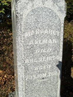 Margaret <i>Anspaugh</i> Allman