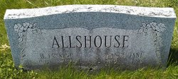 H Irskine Allshouse