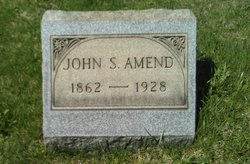 John S Amend