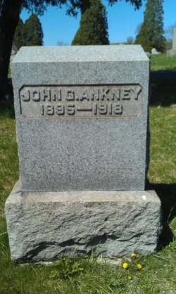 John G Ankney