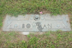 Sidney Ellsworth Bowman