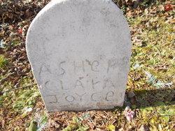 Clara Joyce Asher